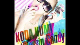 Koda Kumi - Gossip Candy - Single Cover - Photo Analysis