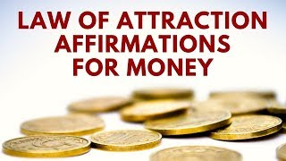 Law of Attraction Affirmations for Money | 21 Day Wealth Challenge