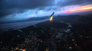 preview picture of video 'Garuda Indonesia Boeing 737-800NG GA139 Taking off from Pangkal Pinang'