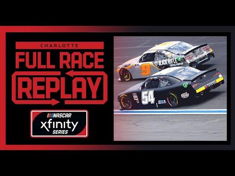 NASCAR コカ・コーラ600(シャーロット・モーター・スピードウェイ)Xfinityクラスの決勝フルレース動画