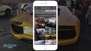 DAZZLED CARS - PHOTOS & VIDEOS APPLICATION