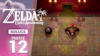 Soluce L'sA – Étape 12 : Le Temple du Masque