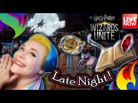 Artifacts Community Day PREP [Late Night Wizards Unite Stream]