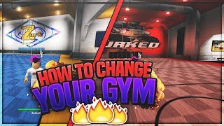 CHANGING UP MY GYM!