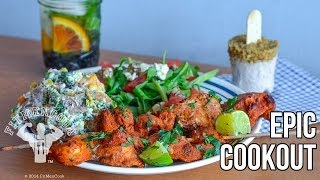 FItMenCook Epic Picnic Recipes / Recetas de Gran Picnic