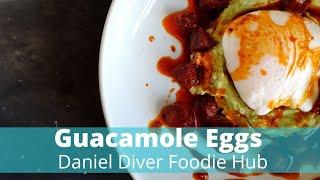 Guacamole Eggs