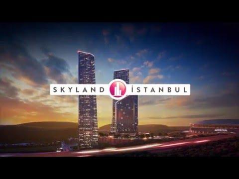 İstanbul kadar eşsiz, Skyland İstanbul...