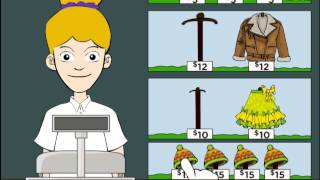 Money And Shopping Math Lesson For Kids In 1st And 2nd Grades