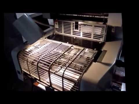 Ryobi 3200CD Single Color Offset Printing Press