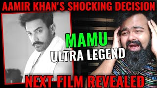 AAMIR KHAN'S SHOCKING DECISION FOR HIS NEXT FILM | REVEALED