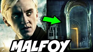 What DRACO Malfoy Would See In The Mirror Of Erised - Harry Potter Theory