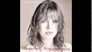 "Marianne Faithful  "" Tenderness"""
