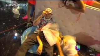 J Balvin Y Farruko   6 AM @ Premios Juventud ( 2014 )