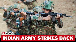 J&K: Indian Army Retaliates Against Pakistan Unprecedented Provocation At LoC - Download this Video in MP3, M4A, WEBM, MP4, 3GP