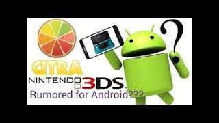 download citra emulator apk