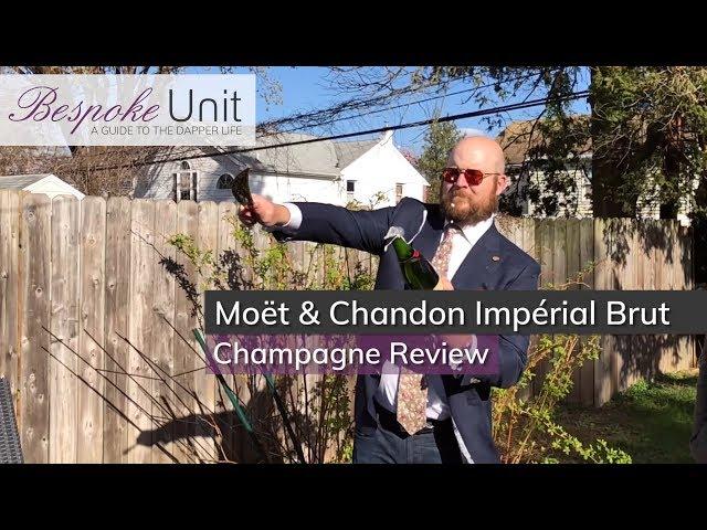 Wymowa wideo od Moët et Chandon na Angielski