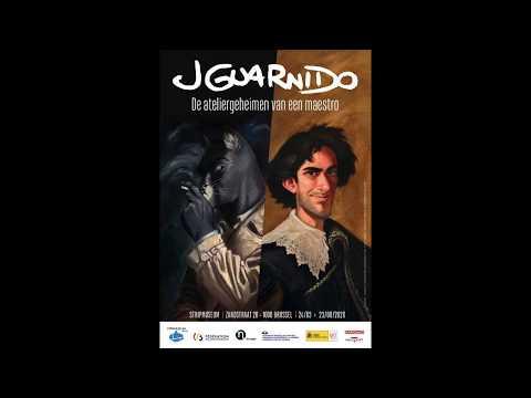 """""""Juanjo Guarnido, De ateliergeheimen van een maestro"""" - TEASER NL"""