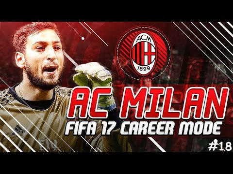 BEST DEFENSIVE STATS?!?! - A.C. MILAN FIFA 17 Career Mode #18