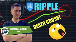 Ripple DEATH CROSS Forming! What Does This Mean For XRP? Price Prediction & Technical Analysis Today