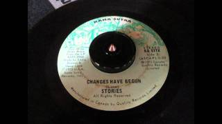 Stories   Brother Louie (with Lyrics) Bw Changes Have Begun (Vinyl, 1973)