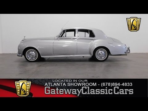 Video of '59 Silver Cloud - KTAV