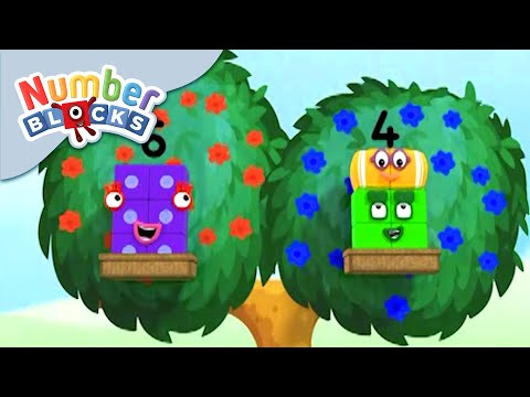 Numberblocks - Teaming Up! | Learn to Count