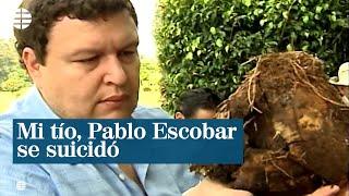 Mi tío, Pablo Escobar, se suicidó | EL MUNDO