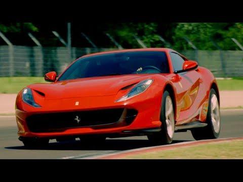 Ferrari 812 Superfast | Top Gear: Series 25