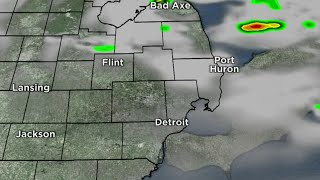 Metro Detroit weather forecast for Aug. 9, 2020 -- morning update