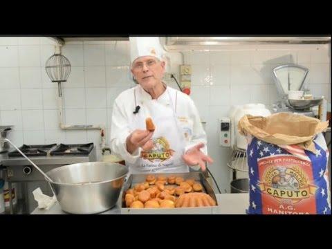 Italian food recipe: the perfect baba - part I