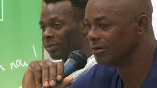 Reportage Canal 10 avant Guadeloupe - Trinidad-et-Tobago