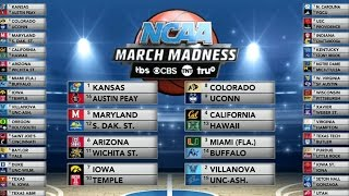 NCAA bracket: Breaking down the regions and likely upsets