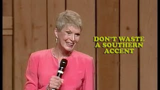 Jeanne Robertson | Don't Waste a Southern Accent