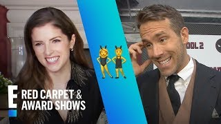 Blake Lively Says Anna Kendrick Is the Female Ryan Reynolds | E! Red Carpet & Live Events