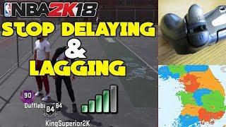 how to not be delayed in 2k19 - Thủ thuật máy tính - Chia sẽ