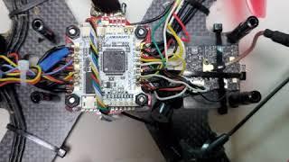 Drone fpv como que ele é por dentro