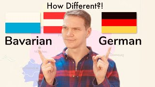 How Different Are Standard German And Bavarian???