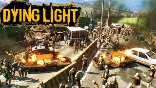 #5 DYING LIGHT THE FOLLOWING  - СТРАШНЫЙ СОН ПАРКУРЩИКА