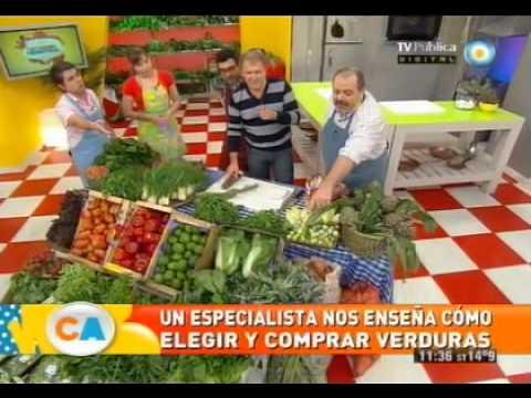 Consejos para comprar vegetales que usamos poco