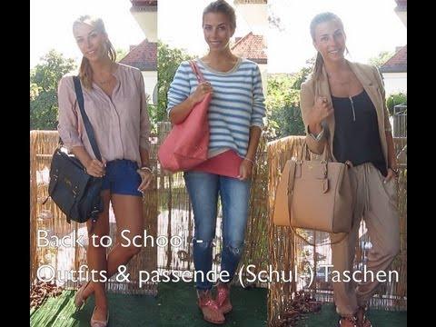 Back to School - die perfekten Schul- und Unitaschen by TheLuisaLion
