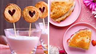 12 Yummy Treats to Fill Your Kitchen With Lots of Love This Valentine's Day!! So Yummy
