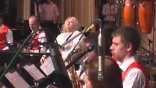 """Gordon Goodwin """"A Few Good Men"""" (исполняет Биг-бенд Днепропетровской консерватории)"""