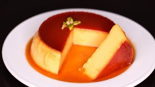 CREAM CHEESE CUSTARD PUDDING L EGGLESS & WITHOUT OVEN
