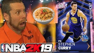 I went to prison for STEPHEN CURRY! NBA 2K19
