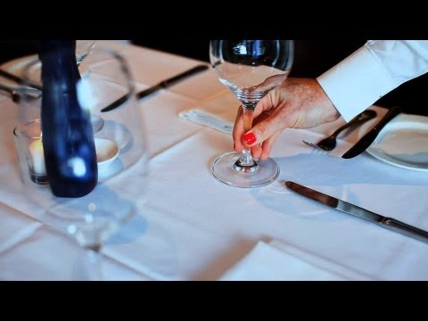 How To Set A Table Restaurant Business Steemit - How to set a table in a restaurant