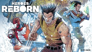 The Truth behind Heroes Reborn with Jason Aaron