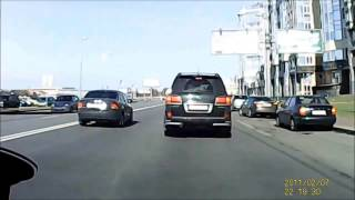 Профессионалы за рулём