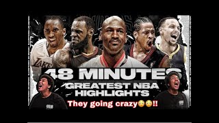 I MISS THE NBA😔| 48 minutes of the greatest NBA highlights to keep you entertained during quarantine