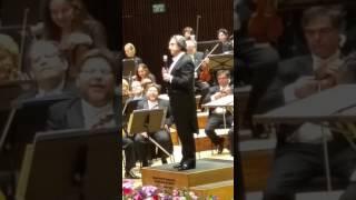 2016 12 20 Riccardo Muti in Tel Aviv (Speech)