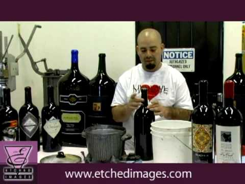 How to Wax Dip a Wine Bottle